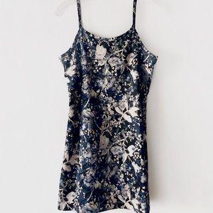 Vintage 90's Floral Slip Dress